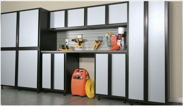 Tech Series, Storage Cabinet Atlanta. Toolchest For The Garage
